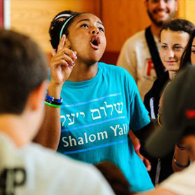 The Goodman Camping Initiative for Modern Israeli History: Camper Survey Summer 2014