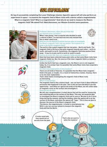 SpaceIL Kids Magazine Issue 2-04