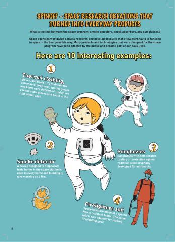 SpaceIL Kids Magazine Issue 2-08