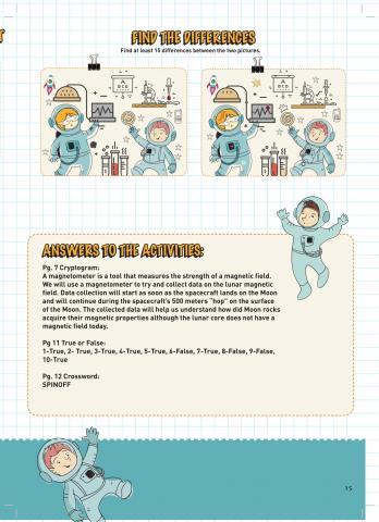 SpaceIL Kids Magazine Issue 2-15